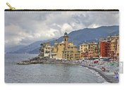 Lungomare In Camogli Carry-all Pouch by Joana Kruse