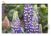 Lupine Lupinus Sp Flowers Carry-all Pouch