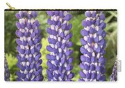Lupine Lupinus Sp Sea Horse Variety Carry-all Pouch