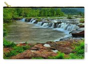 Lush Sandstone Falls Carry-all Pouch