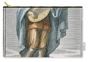Lute, 1723 Carry-all Pouch by Granger