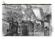 Luxembourg, 19th Century Carry-all Pouch