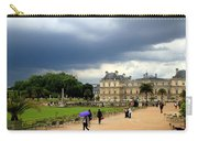 Luxembourg Gardens 2 Carry-all Pouch