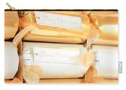 Luxury Christmas Crackers Carry-all Pouch