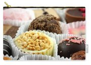 Luxury Individual Chocolates Carry-all Pouch