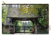 Lychgate To St Paul's Church - Scropton Carry-all Pouch