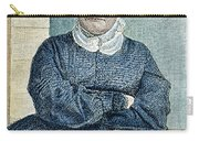 Lydia Maria Child (1802-1880) Carry-all Pouch