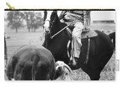 Lyndon Baines Johnson Carry-all Pouch