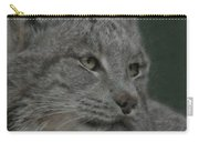 Lynx Painterly Carry-all Pouch
