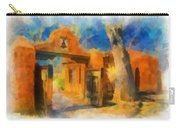 Mabel's Gate Watercolor Carry-all Pouch