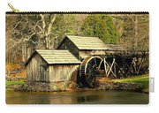 Mabry Mill In Winter Carry-all Pouch
