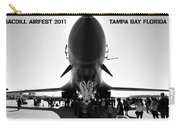Macdill Airfest  Carry-all Pouch