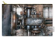 Machinist - My Really Cool Job Carry-all Pouch by Mike Savad