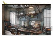Machinist - Steampunk - The Contraption Room Carry-all Pouch