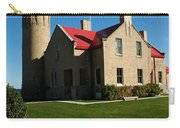 Mackinac Island Lighthouse Carry-all Pouch