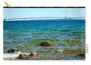 Mackinac On The Rocks Carry-all Pouch