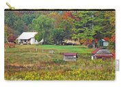 Mack's Farm In The Fall Carry-all Pouch