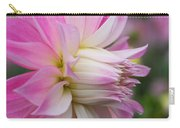 Macro Flower Profile Carry-all Pouch