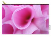 Macro Petals Carry-all Pouch