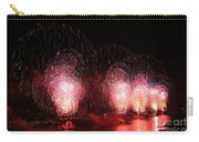 Macy's Fireworks On The Hudson Carry-all Pouch