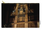 Macy's Ny Christmas Lights Carry-all Pouch