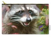 Mad Raccoon Carry-all Pouch