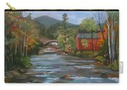 Mad River And Campton Bridge Carry-all Pouch