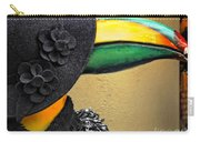Madame Toucan Of New Orleans Carry-all Pouch
