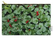 Madder Geophila Repens Fruiting Carry-all Pouch