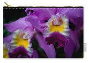 Maddie's Orchid Carry-all Pouch