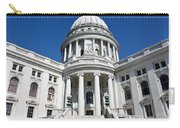 Madison Capitol Building Carry-all Pouch