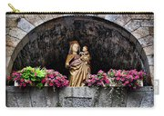 Madonna And Child Arch Carry-all Pouch