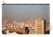 Madrid Cityscape Carry-all Pouch