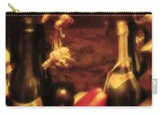 Madrid Food And Wine Still Life I Carry-all Pouch