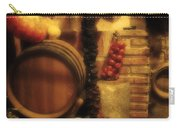 Madrid Food And Wine Still Life II Carry-all Pouch