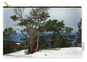 Madrone On Young Hill Carry-all Pouch
