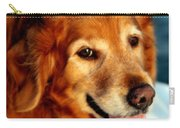 Maggies Smile Carry-all Pouch by Karen Wiles