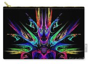 Magic Fire Carry-all Pouch by Klara Acel