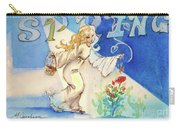 Magic Of Spring Carry-all Pouch
