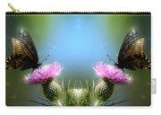 Magical Butterflies Carry-all Pouch