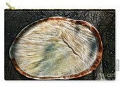 Magical Tree Stump Carry-all Pouch by Mariola Bitner