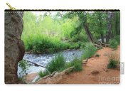 Magical Trees At Red Rock Crossing Carry-all Pouch