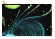 Magnetic White Dwarf Star Euvej0317-855 Carry-all Pouch