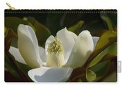Magnificent Alabama Magnolia Blossom Carry-all Pouch