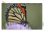 Magnificient Monarch Carry-all Pouch
