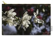 Magnolia Blossoms. Carry-all Pouch
