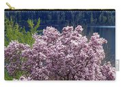 Magnolia By The Lake Carry-all Pouch