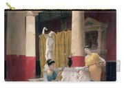 Maidens In A Classical Interior Carry-all Pouch