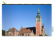 Main Railway Station In Gdansk Carry-all Pouch