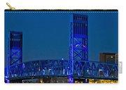 Main Street Bridge Jacksonville Carry-all Pouch